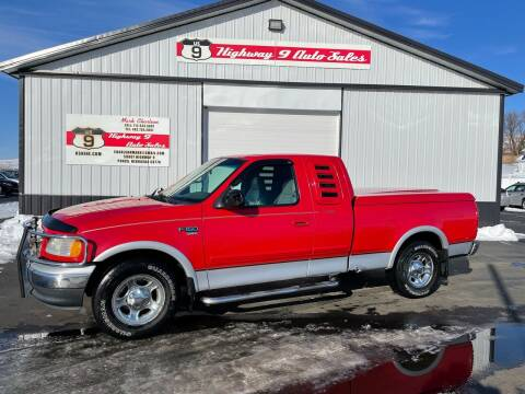 2000 Ford F-150 for sale at Highway 9 Auto Sales - Visit us at usnine.com in Ponca NE