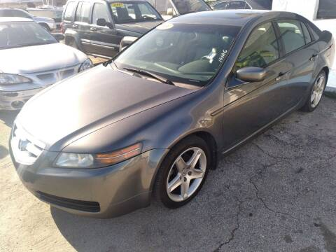 2006 Acura TL for sale at P S AUTO ENTERPRISES INC in Miramar FL