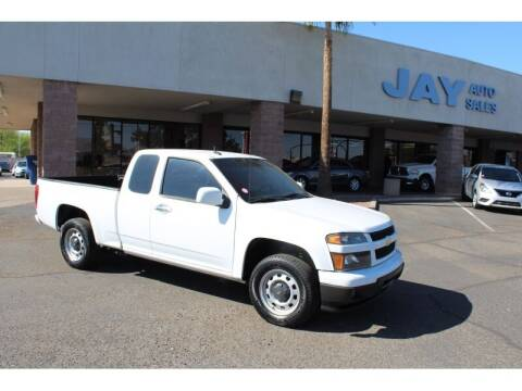 2012 Chevrolet Colorado for sale at Jay Auto Sales in Tucson AZ