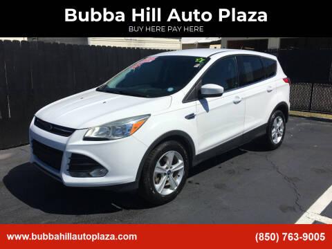 2015 Ford Escape for sale at Bubba Hill Auto Plaza in Panama City FL