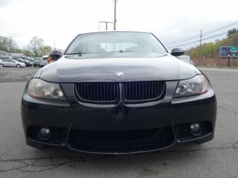 2008 BMW 3 Series for sale at Simply Motors LLC in Binghamton NY