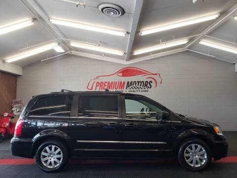 2014 Chrysler Town and Country for sale at Premium Motors in Villa Park IL