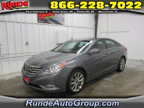 2012 Hyundai Sonata for sale at Runde Chevrolet in East Dubuque IL