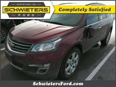 2017 Chevrolet Traverse for sale at Schwieters Ford of Montevideo in Montevideo MN