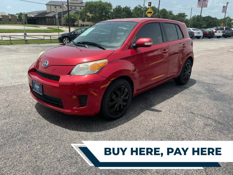 2010 Scion xD for sale at H3 MOTORS in Dickinson TX