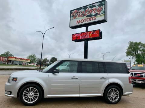 2013 Ford Flex for sale at Victory Motors in Waterloo IA