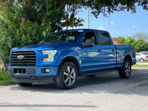 2015 Ford F-150 for sale at Auto Direct of South Broward in Miramar FL