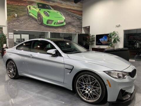 2016 BMW M4 for sale at Godspeed Motors in Charlotte NC