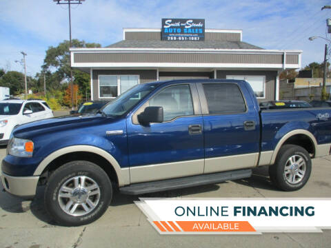 2008 Ford F-150 for sale at Smith and Stanke Auto Sales in Sturgis MI