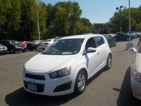 2015 Chevrolet Sonic for sale at United Auto Land in Woodbury NJ