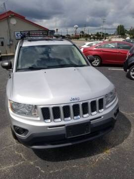 2011 Jeep Compass for sale at CARMART Of New Castle in New Castle DE