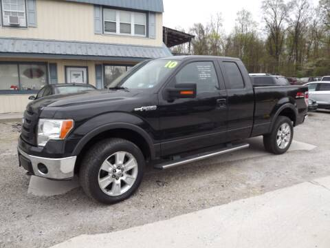 2010 Ford F-150 for sale at Country Side Auto Sales in East Berlin PA