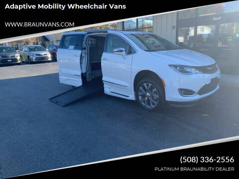 2019 Chrysler Pacifica for sale at Adaptive Mobility Wheelchair Vans in Seekonk MA