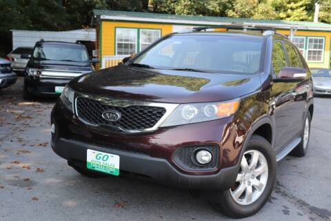 2011 Kia Sorento for sale at Go Auto Sales in Gainesville GA