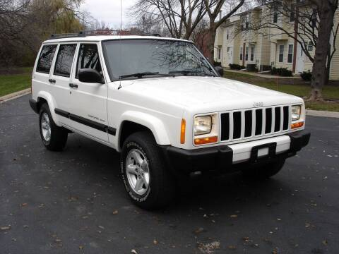 2001 Jeep Cherokee for sale at GREAT AUTO RACE in Chicago IL