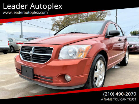 2007 Dodge Caliber for sale at Leader Autoplex in San Antonio TX