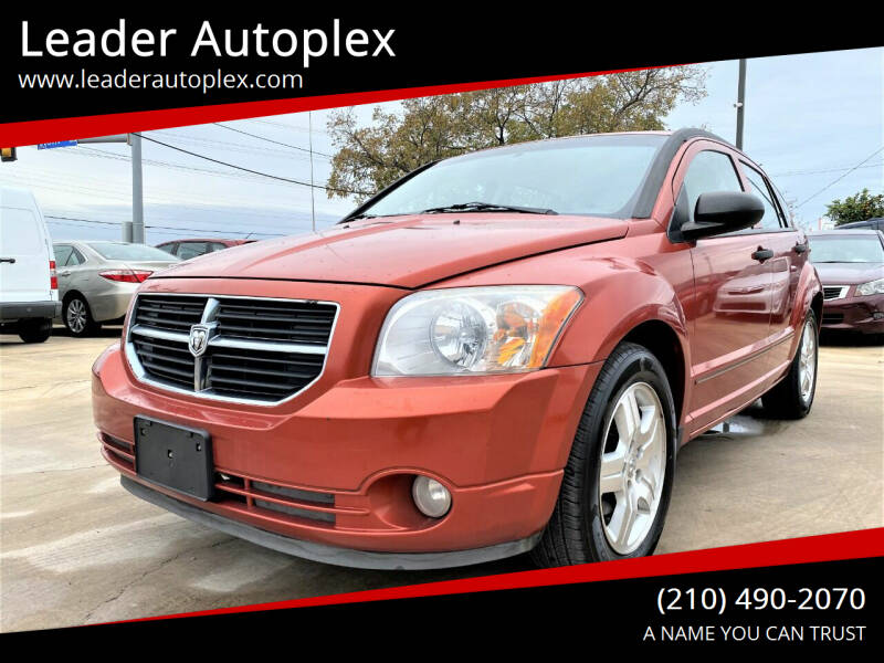 2007 Dodge Caliber for sale at Leader Autoplex in San Antonio TX