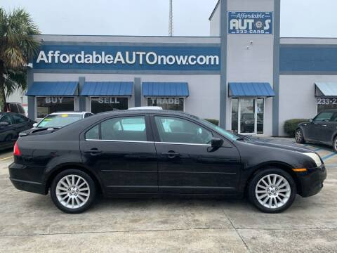 2009 Mercury Milan for sale at Affordable Autos in Houma LA
