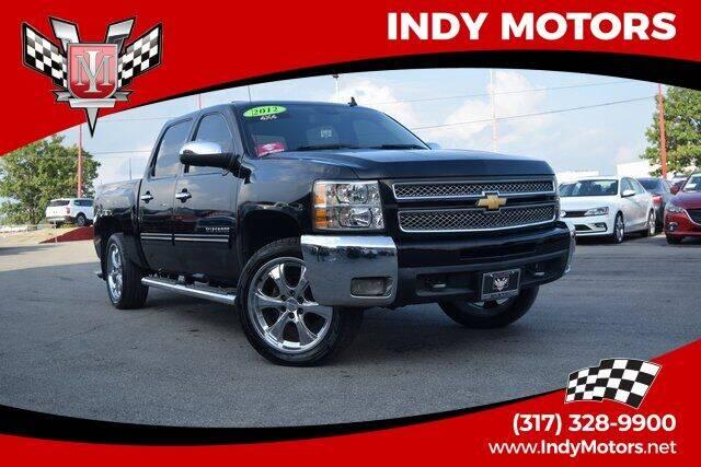 2012 Chevrolet Silverado 1500 for sale at Indy Motors Inc in Indianapolis IN