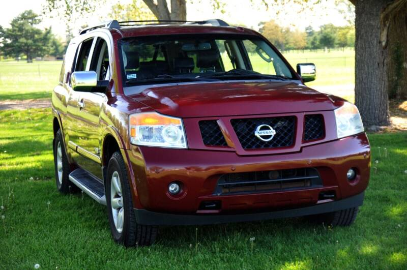 2008 Nissan Armada for sale at Auto House Superstore in Terre Haute IN