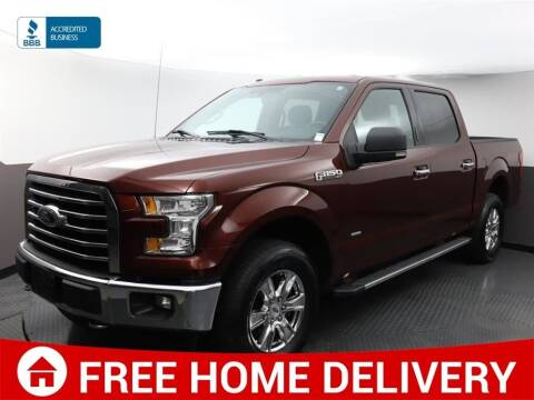 2017 Ford F-150 for sale at Florida Fine Cars - West Palm Beach in West Palm Beach FL
