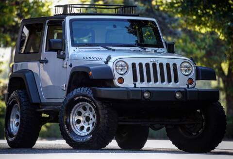 2009 Jeep Wrangler for sale at MS Motors in Portland OR