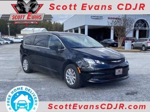 2021 Chrysler Voyager for sale at SCOTT EVANS CHRYSLER DODGE in Carrollton GA