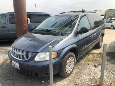 2001 Chrysler Town and Country for sale at TTT Auto Sales in Spokane WA