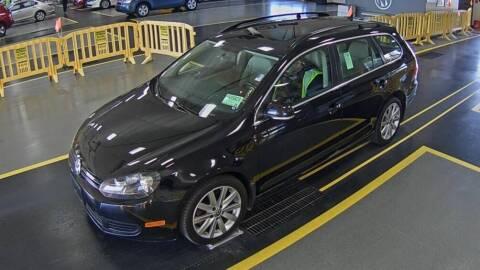 2013 Volkswagen Jetta for sale at Riverside Auto Sales & Service in Portland ME