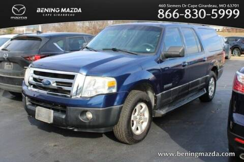 2007 Ford Expedition EL for sale at Bening Mazda in Cape Girardeau MO
