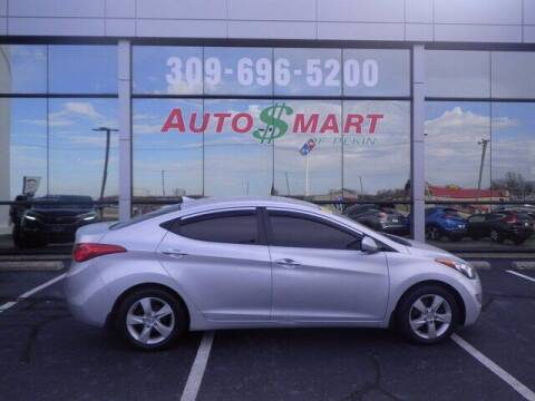 2013 Hyundai Elantra for sale at Auto Smart of Pekin in Pekin IL