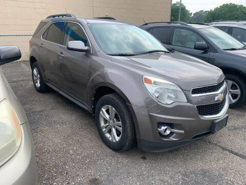 2011 Chevrolet Equinox for sale at BEAR CREEK AUTO SALES in Rochester MN