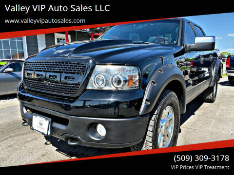2008 Ford F-150 for sale at Valley VIP Auto Sales LLC in Spokane Valley WA
