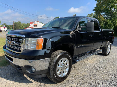 2012 GMC Sierra 2500HD for sale at Priority One Auto Sales in Stokesdale NC