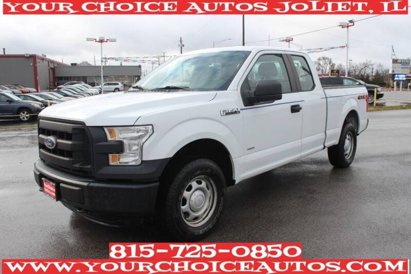2015 Ford F-150 for sale at Your Choice Autos - Joliet in Joliet IL