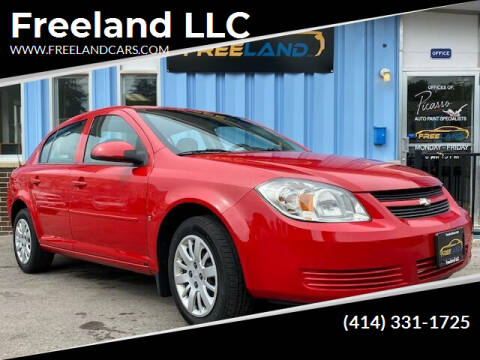 2009 Chevrolet Cobalt for sale at Freeland LLC in Waukesha WI