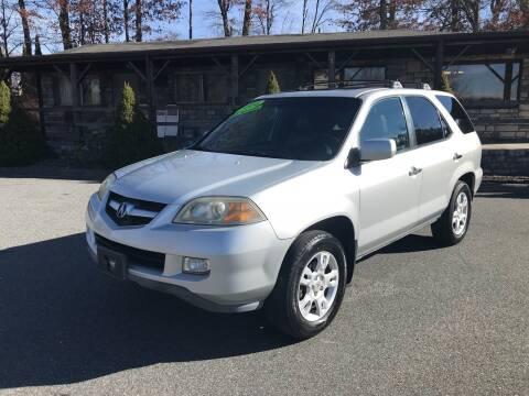 2004 Acura MDX for sale at Highland Auto Sales in Boone NC