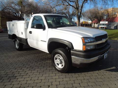 2006 Chevrolet Silverado 2500HD for sale at Family Truck and Auto.com in Oakdale CA