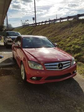 2009 Mercedes-Benz C-Class for sale at Wheel'n & Deal'n in Lenoir NC