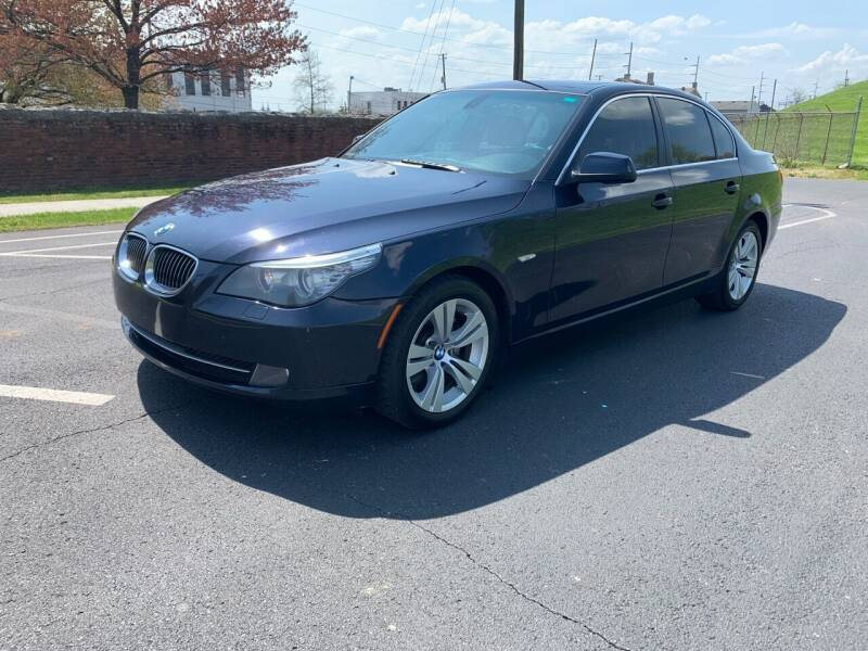 2010 BMW 5 Series for sale at Eddie's Auto Sales in Jeffersonville IN