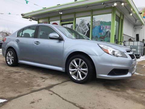 2014 Subaru Legacy for sale at Super Trooper Motors in Madison WI
