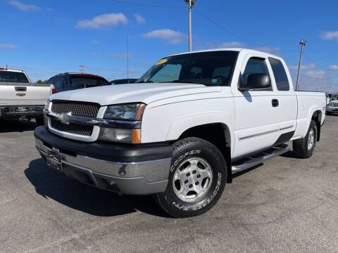 2003 Chevrolet Silverado 1500 for sale at Superior Auto Mall of Chenoa in Chenoa IL