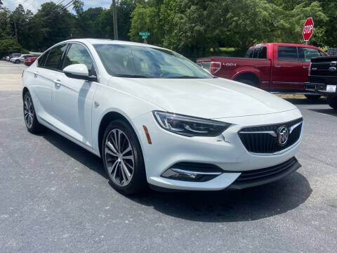 2019 Buick Regal Sportback for sale at Luxury Auto Innovations in Flowery Branch GA
