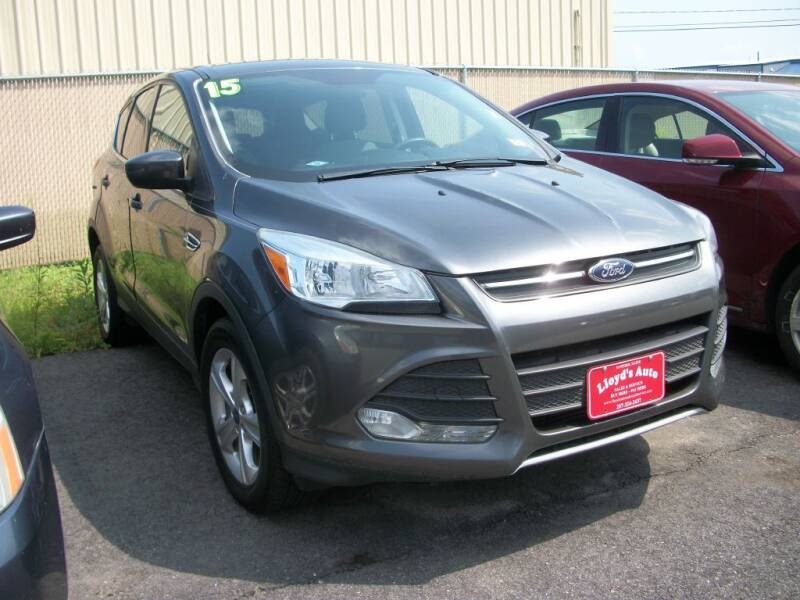 2015 Ford Escape for sale at Lloyds Auto Sales & SVC in Sanford ME