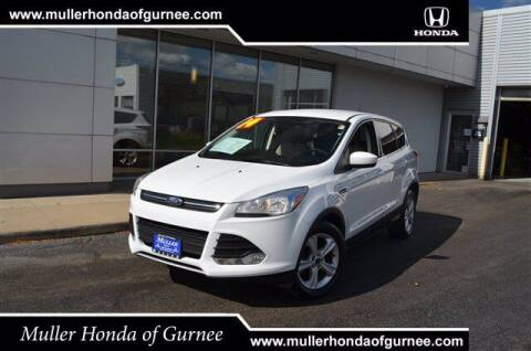 2014 Ford Escape for sale at RDM CAR BUYING EXPERIENCE in Gurnee IL