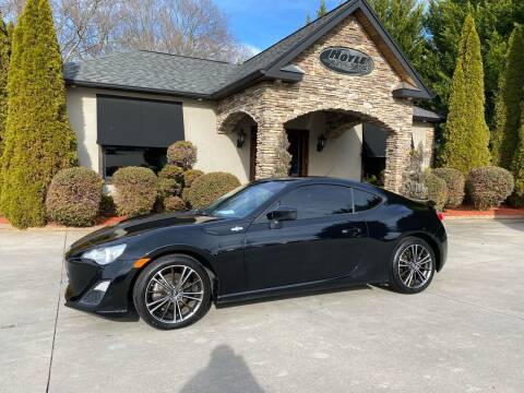 2014 Scion FR-S for sale at Hoyle Auto Sales in Taylorsville NC