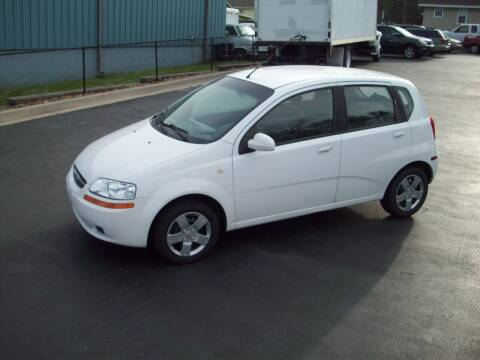 2008 Chevrolet Aveo for sale at Whitney Motor CO in Merriam KS