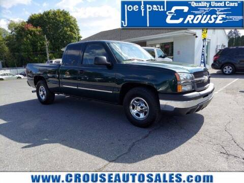 2004 Chevrolet Silverado 1500 for sale at Joe and Paul Crouse Inc. in Columbia PA