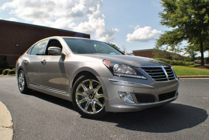 2012 Hyundai Equus for sale at Euro Prestige Imports llc. in Indian Trail NC