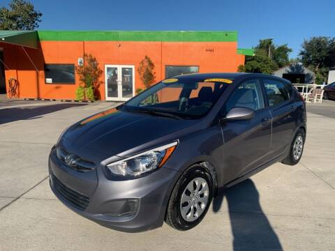 2017 Hyundai Accent for sale at Galaxy Auto Service, Inc. in Orlando FL
